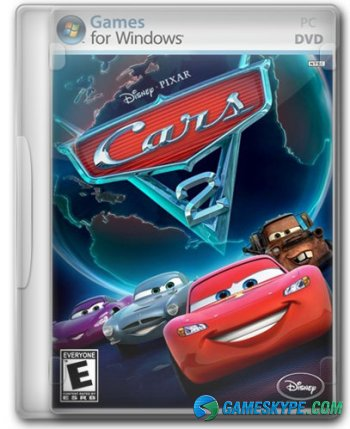 Disney: Тачки 2 / Cars 2: The Video Game (2011/RUS)