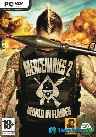 Mercenaries 2: World in Flames (2008/RUS/ENG)