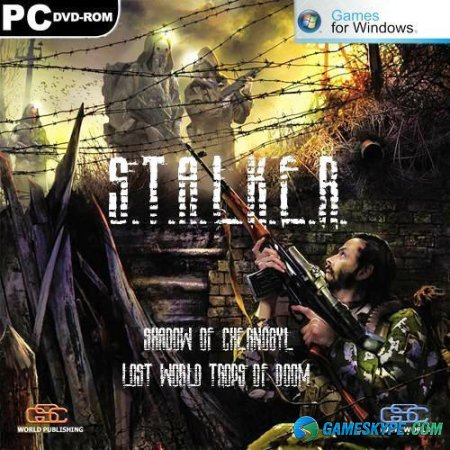 S.T.A.L.K.E.R.: Lost World - Troops of Doom (2012/RUS/RePack)