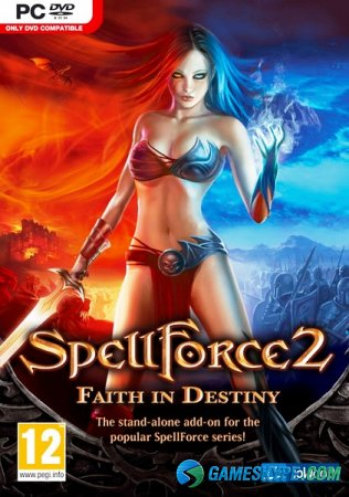 Spellforce 2: Faith in Destiny (2012/RUS/ENG)