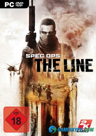 Spec Ops: The Line (2012/RUS/ENG)
