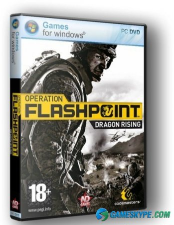 Operation Flashpoint 2: Dragon Rising (2009/RUS)