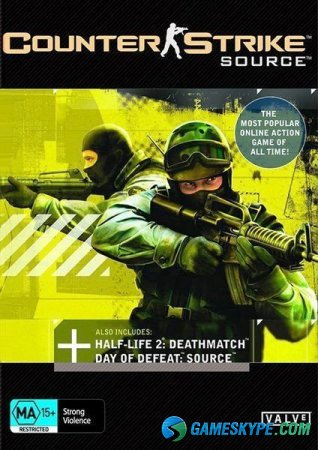 Counter Strike: Source - Modern Warfare 3 (2012/Rus)