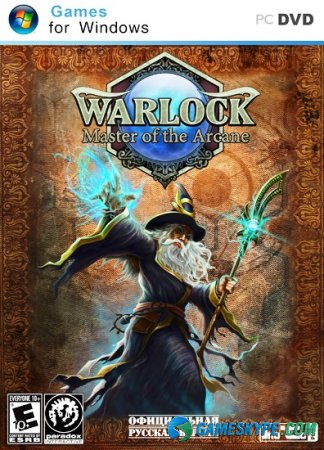 Warlock: Master of the Arcane v.1.2.0.40 + 2 DLC (2012/RUS)
