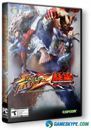 Street Fighter X Tekken (RUS/2012)
