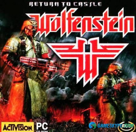 Return to Castle Wolfenstein [+Mods] (RUS/ENG)