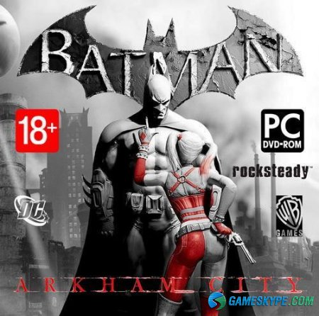 Batman: Arkham City (Update 3) (2011/RUS/ENG)