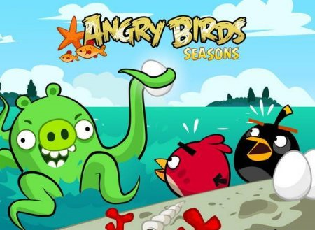 Angry Birds Seasons 2.5.0 (2012)