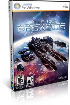 Legends of Pegasus (2012/RUS/Repack)