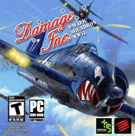 Damage Inc.: Pacific Squadron WWII (2012/Repack)