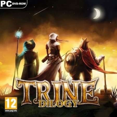 Trine - Дилогия (2011/RUS/ENG/RePack by R.G.UniGamers)