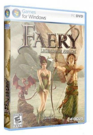 Faery: Legends of Avalon (2011/RUS/Repack)