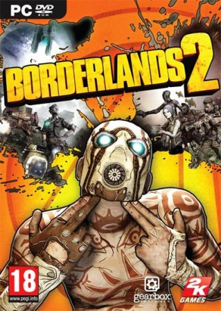 Borderlands 2 (2012/RUS/Repack)