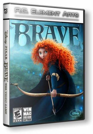 Brave: The Video Game / Храбрая сердцем (2012/PC/RUS/ENG/RePack)