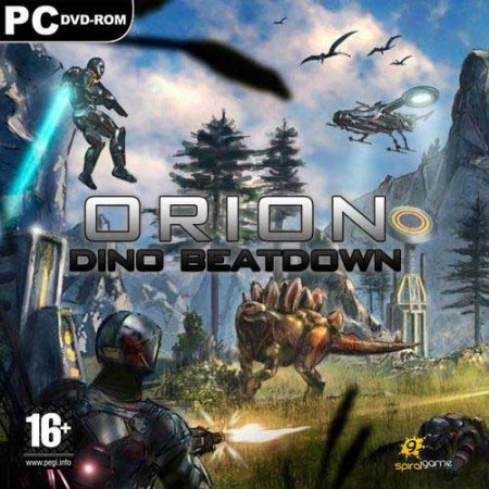 ORION: Dino Beatdown (2012/ENG/RePack)