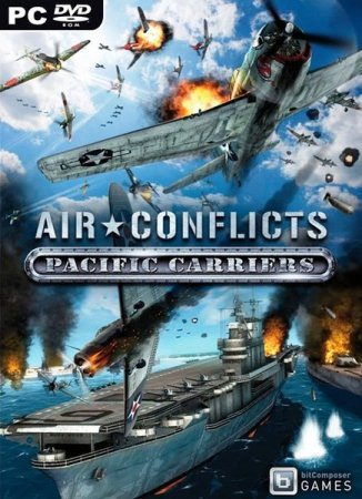 Air Conflicts: Pacific Carriers (2012/RUS)