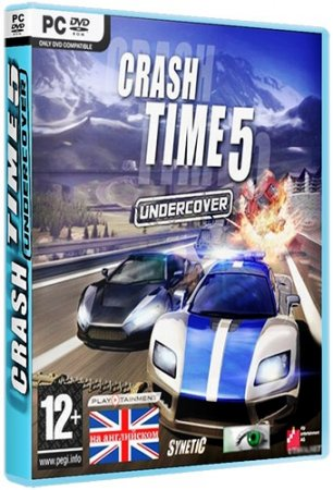 Crash Time 5: Undercover (2012/Repack)