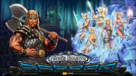 King's Bounty: Warriors of the North (2012/RUS/ENG)