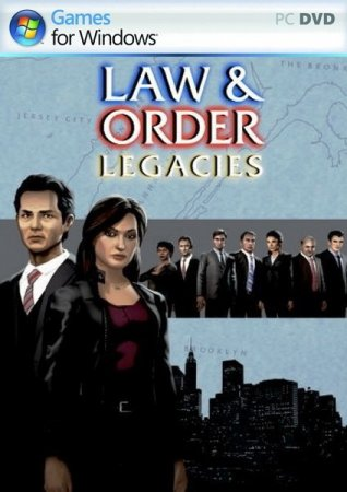 Law & Order: Legacies - Gold Edition (2012) (RUS) (ENG) (Repack от Fenixx)