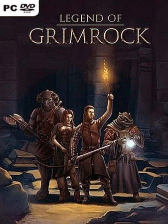 Legend of Grimrock v.1.3.1 (2012/PC/Rus)