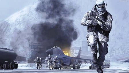 Call of Duty: Modern Warfare 2 (2009/RUS/Repack)