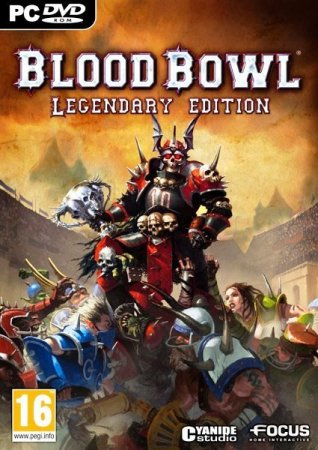 Blood Bowl: Legendary edition (v2.0.1.4) (2011) (RUS) (Repack)