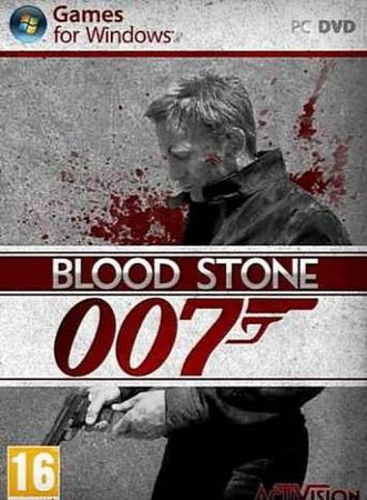 James Bond 007:Blood Stone (2010/Full RUS/Repack)