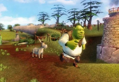 Шрек Третий / Shrek the Third (2007/RUS)