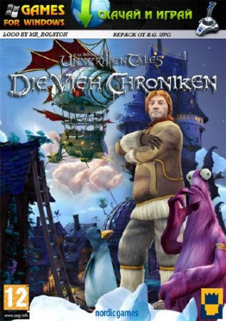 The Book of Unwritten Tales: The Critter Chronicles (2012/RUS/Repack от R.G. UPG)