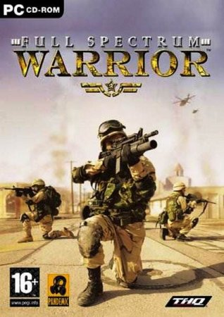 Full Spectrum Warrior (2005/RUS/ENG)