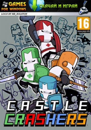Castle Crashers (2012/ENG/Лицензия)