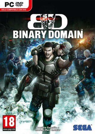 Binary Domain (2012/RUS/Steam-Rip)