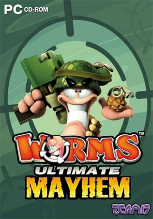 Worms Ultimate Mayhem (2011/RUS/Лицензия)