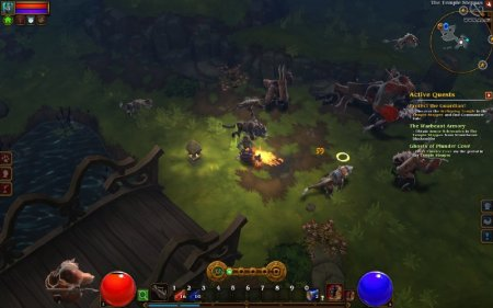 Torchlight 2 (2012/RUS/Steam-Rip)