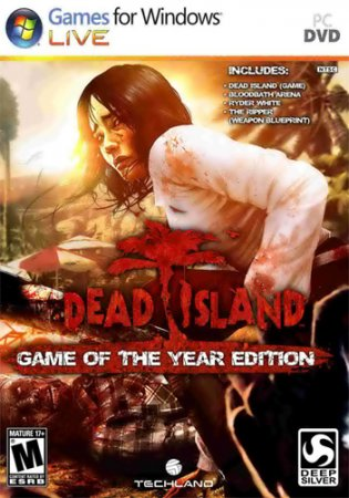 Dead Island: Game of the Year Edition (2011/RUS/Лицензия)