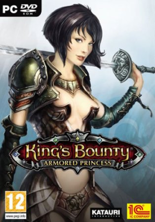 King's Bounty: Armored Princess (2009/RUS/Лицензия)