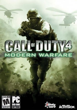 Call of Duty 4: Modern Warfare  (2010/RUS/RePack)