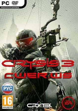Crysis 3: Deluxe Edition (2013/Full/Repack)